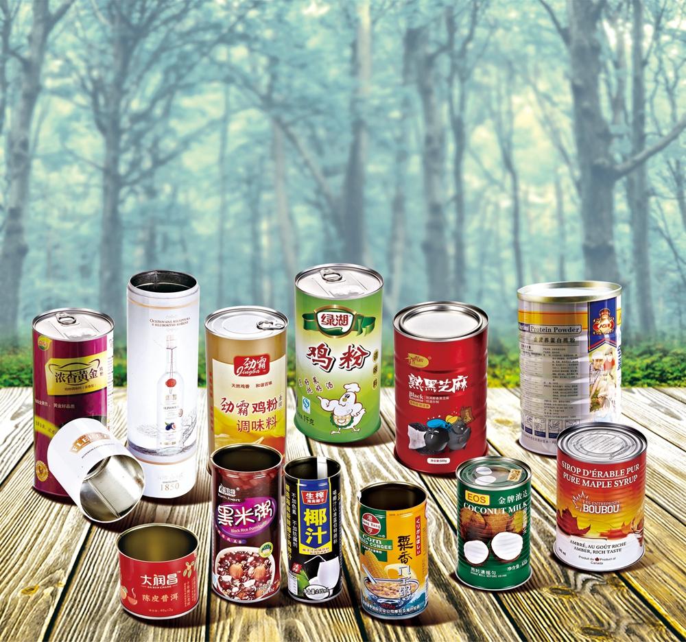 食品罐(焊接罐)
