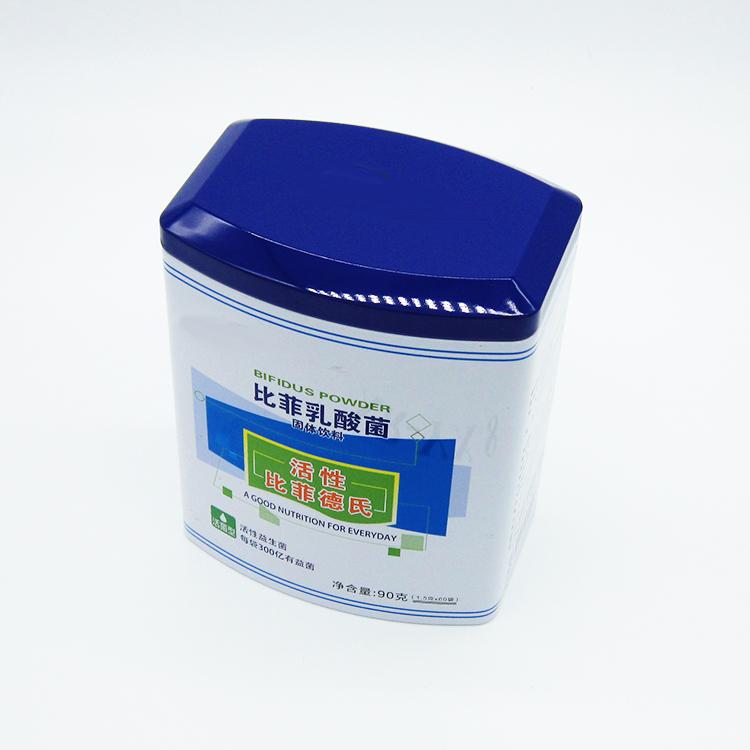 益生菌固体饮料铁罐
