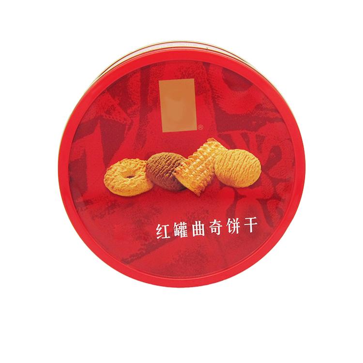 曲奇饼干铁盒