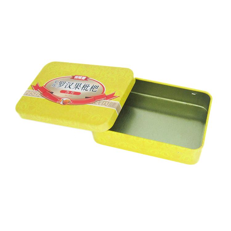 枇杷糖含片铁盒