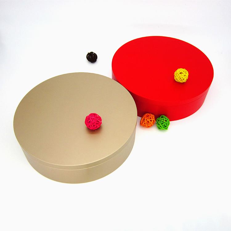 单个装圆形月饼铁罐